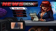 News Desk 18+ Adult game cover