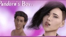 Pandora's Box 18+ Adult game cover