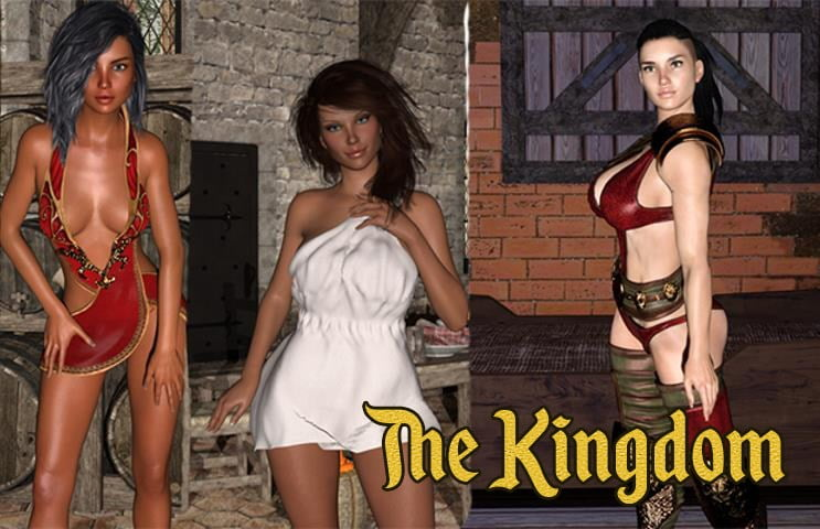 The Kingdom Adult Game Cover
