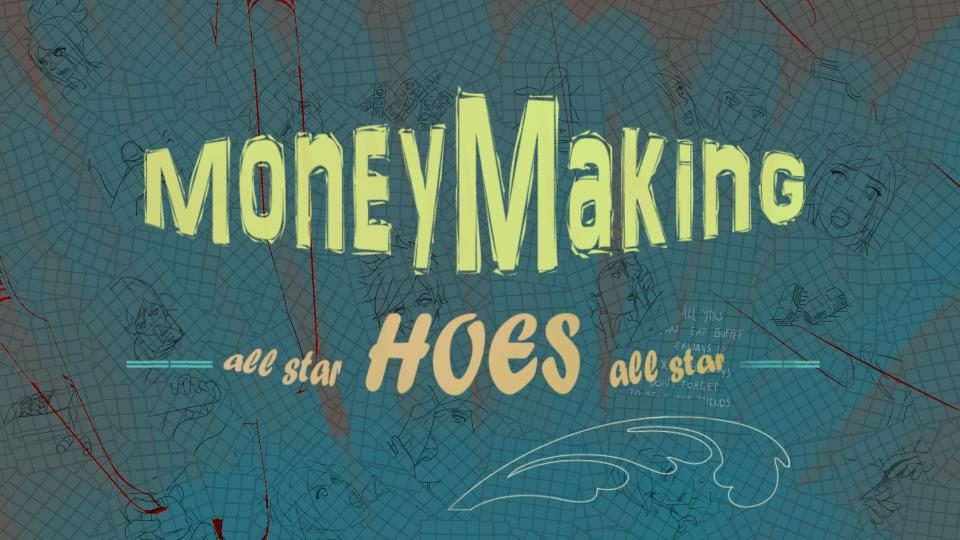 Money Making Hoes Adult Game Cover