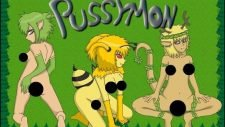 Pussymon 18+ Adult game cover