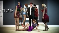 The Inheritance 18+ Adult game cover