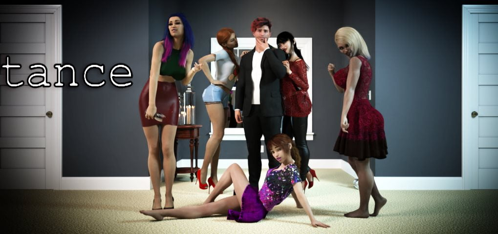 The Inheritance Adult Game Cover