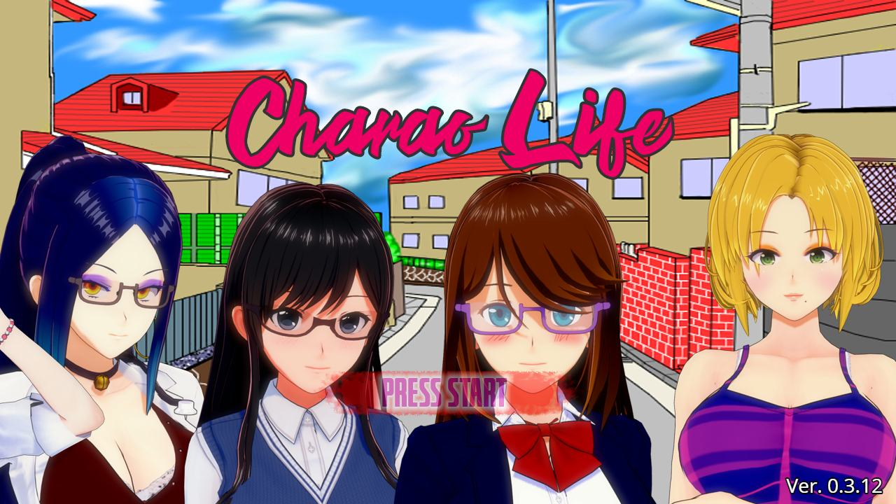 Charao Life! Adult Game Cover