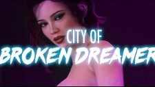 City of Broken Dreamers 18+ Adult game cover