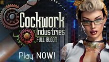 Cockwork Industries: Full Bloom 18+ Adult game cover