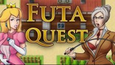Futa Quest 18+ Adult game cover