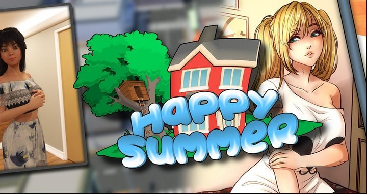 Happy Summer Adult Game Cover