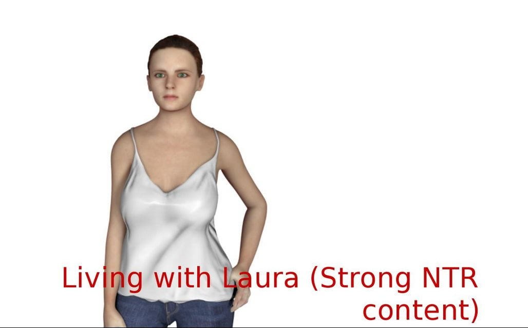 Living with Laura Adult Game Cover