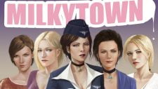 Milky Town 18+ Adult game cover