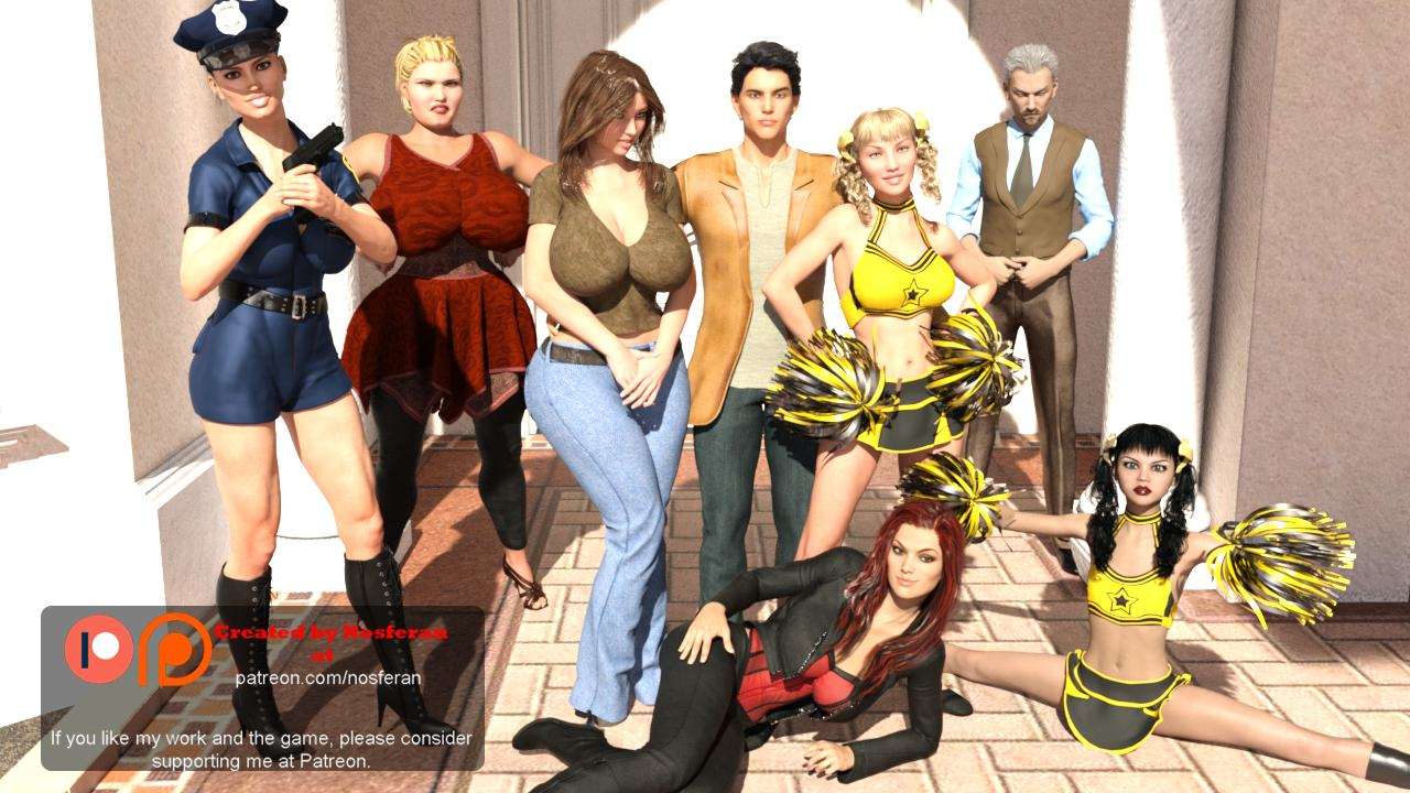 My Life: A Series of Fortunate Events Adult Game Cover