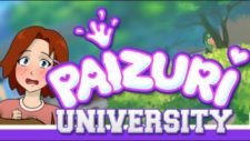 Paizuri University 18+ Adult game cover