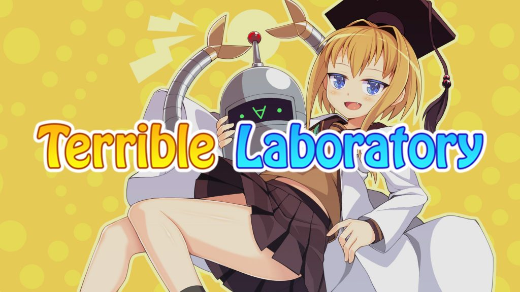 Terrible Laboratory Adult Game Cover