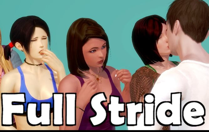 Full Stride Adult Game Cover