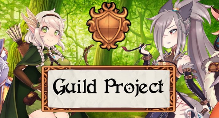 Guild Project Adult Game Cover