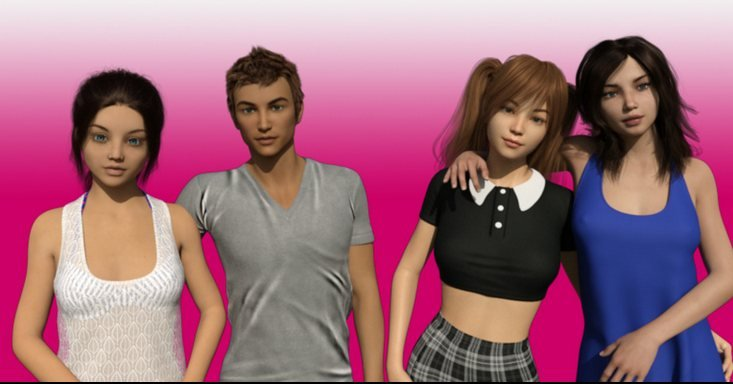 My Little Katelyn Adult Game Cover