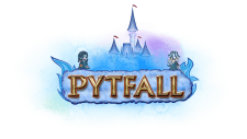 PyTFall 18+ Adult game cover