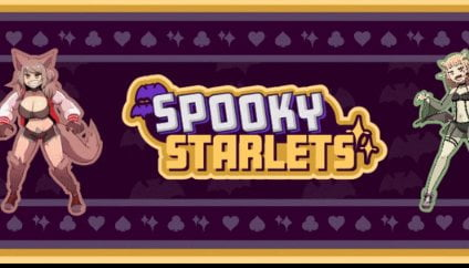 Spooky Starlets Adult Game Cover