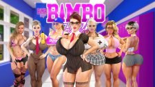 Bimbo High 18+ Adult game cover