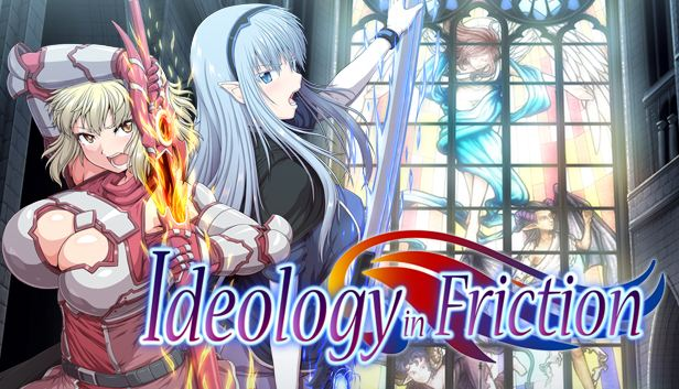 Ideology in Friction Adult Game Cover