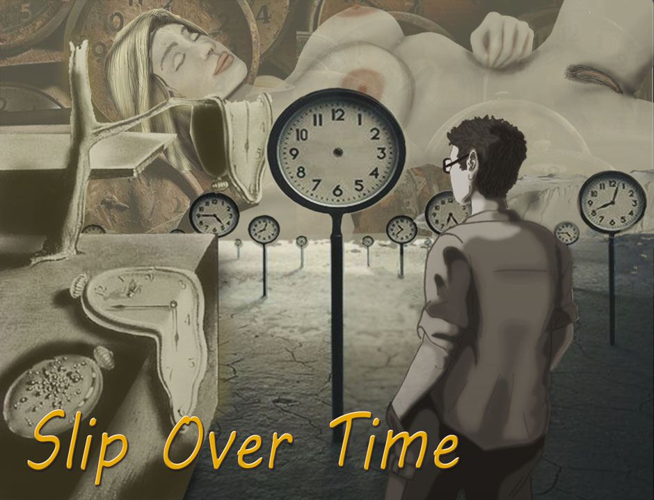 Slip Over Time Adult Game Cover