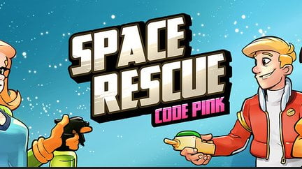 Space Rescue: Code Pink Adult Game Cover
