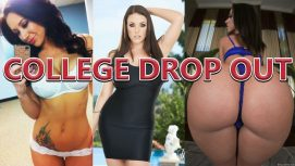 College Drop Out 18+ Adult game cover
