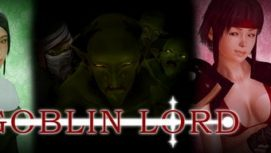 Goblin Lord! 18+ Adult game cover
