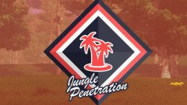 Jungle Penetration 18+ Adult game cover