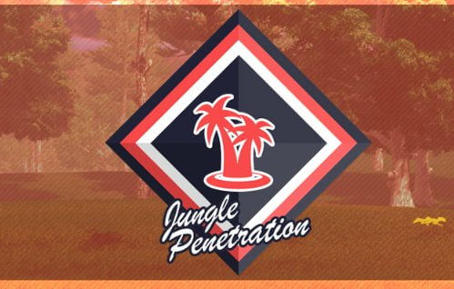 Jungle Penetration Adult Game Cover