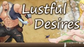 Lustful Desires 18+ Adult game cover