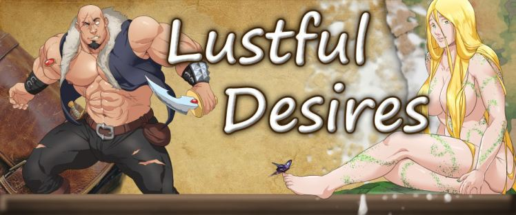 Lustful Desires Adult Game Cover