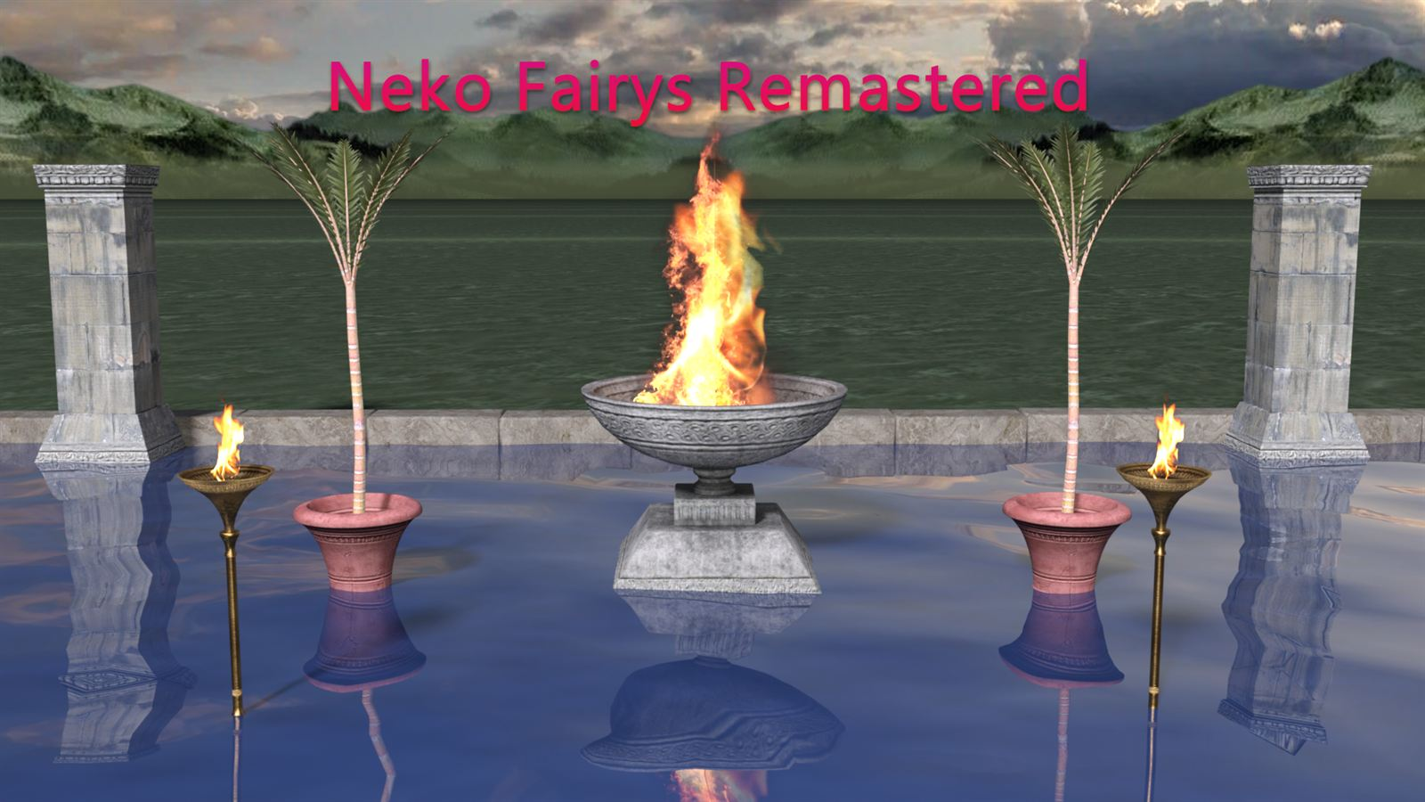 Neko Fairys Remastered Adult Game Cover