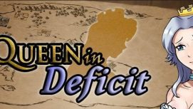Queen in Deficit 18+ Adult game cover