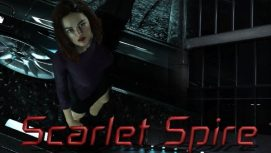 Scarlet Spire 18+ Adult game cover