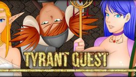 Tyrant Quest 18+ Adult game cover