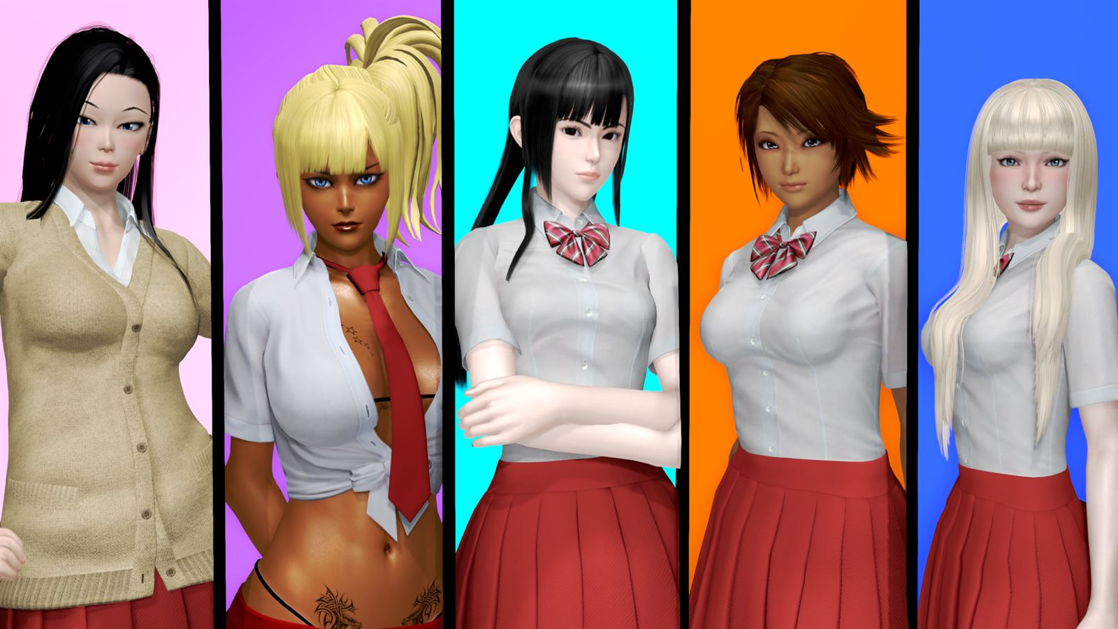 Adventures at Magic Academy Adult Game Cover