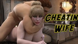 Cheating Wife 18+ Adult game cover