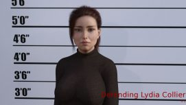 Defending Lydia Collier 18+ Adult game cover