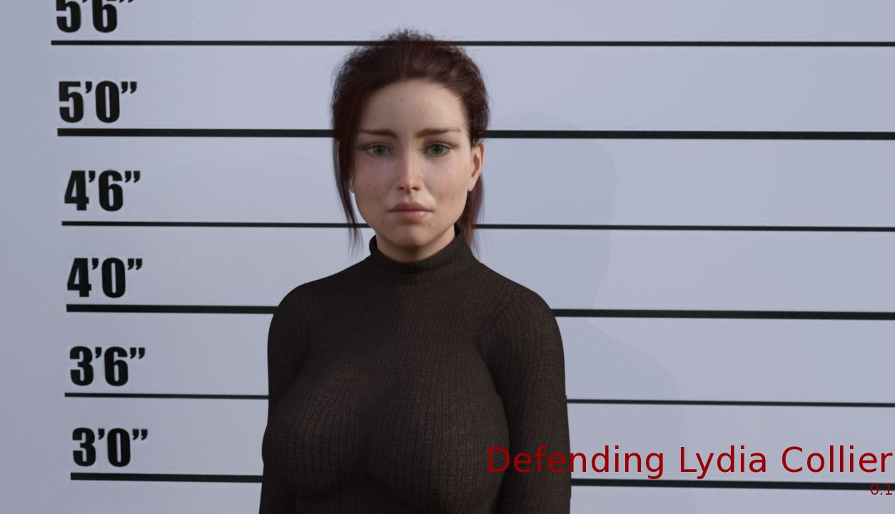 Defending Lydia Collier Adult Game Cover