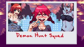 Demon Hunt Squad 18+ Adult game cover