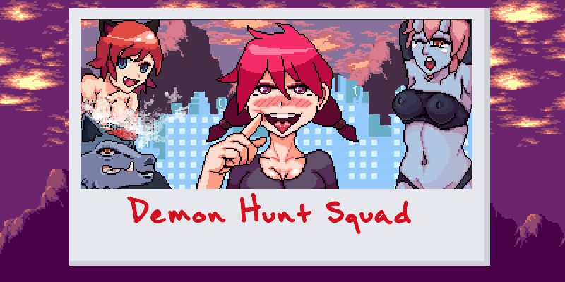 Demon Hunt Squad Adult Game Cover