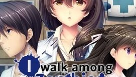 I Walk Among Zombies Vol. 2 18+ Adult game cover