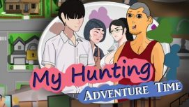 My Hunting Adventure Time 18+ Adult game cover