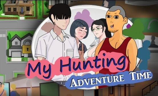 My Hunting Adventure Time Adult Game Cover