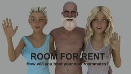 Room For Rent 18+ Adult game cover