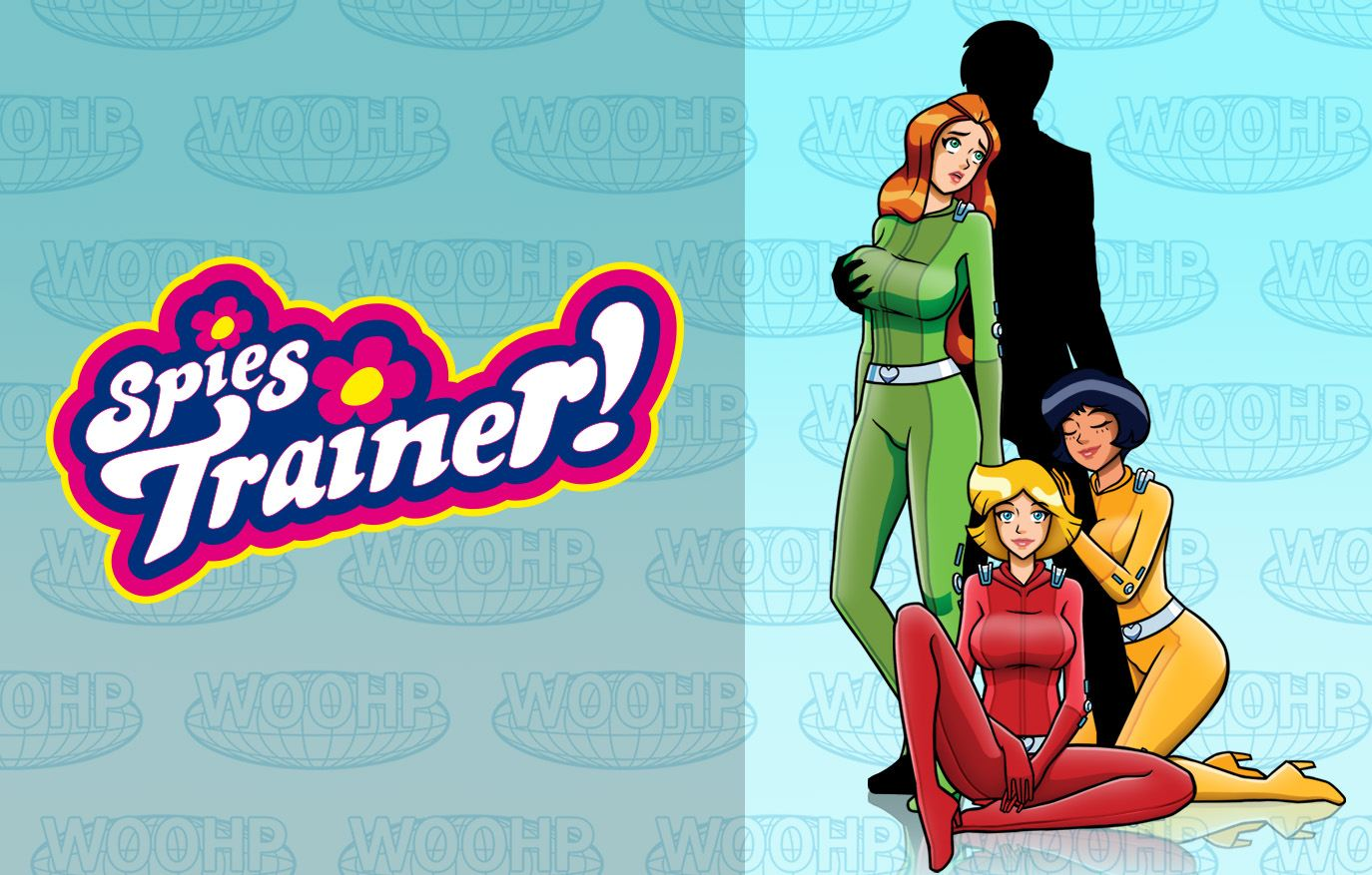 Spies Trainer Adult Game Cover