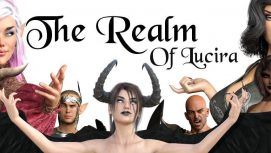The Realm of Lucira 18+ Adult game cover