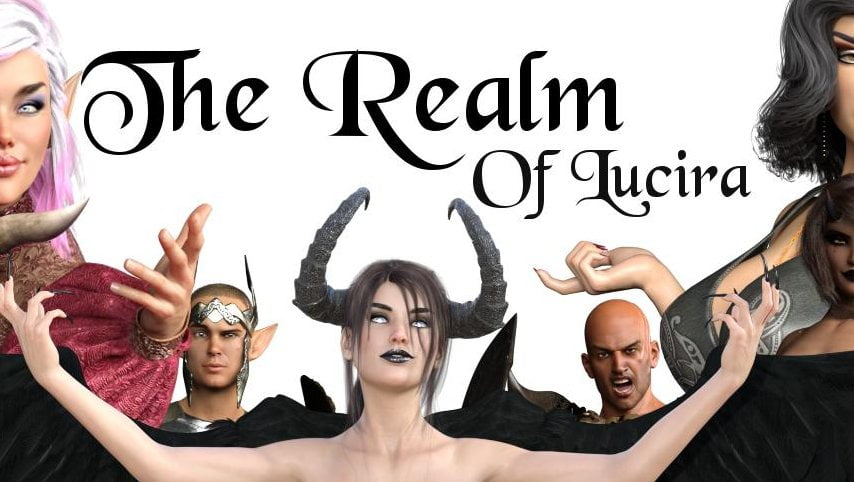 The Realm of Lucira Adult Game Cover