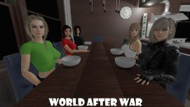 World After War 18+ Adult game cover